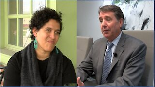 Race for Omaha City Council District 6: Brinker Harding vs. Naomi Hattaway