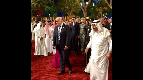 President Trump's Trip to Middle East and Europe in May 2017