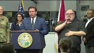Governor addresses concerns following shutdown of bars, limitations on restaurants
