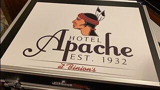 Hotel Apache in downtown Las Vegas, is it haunted?