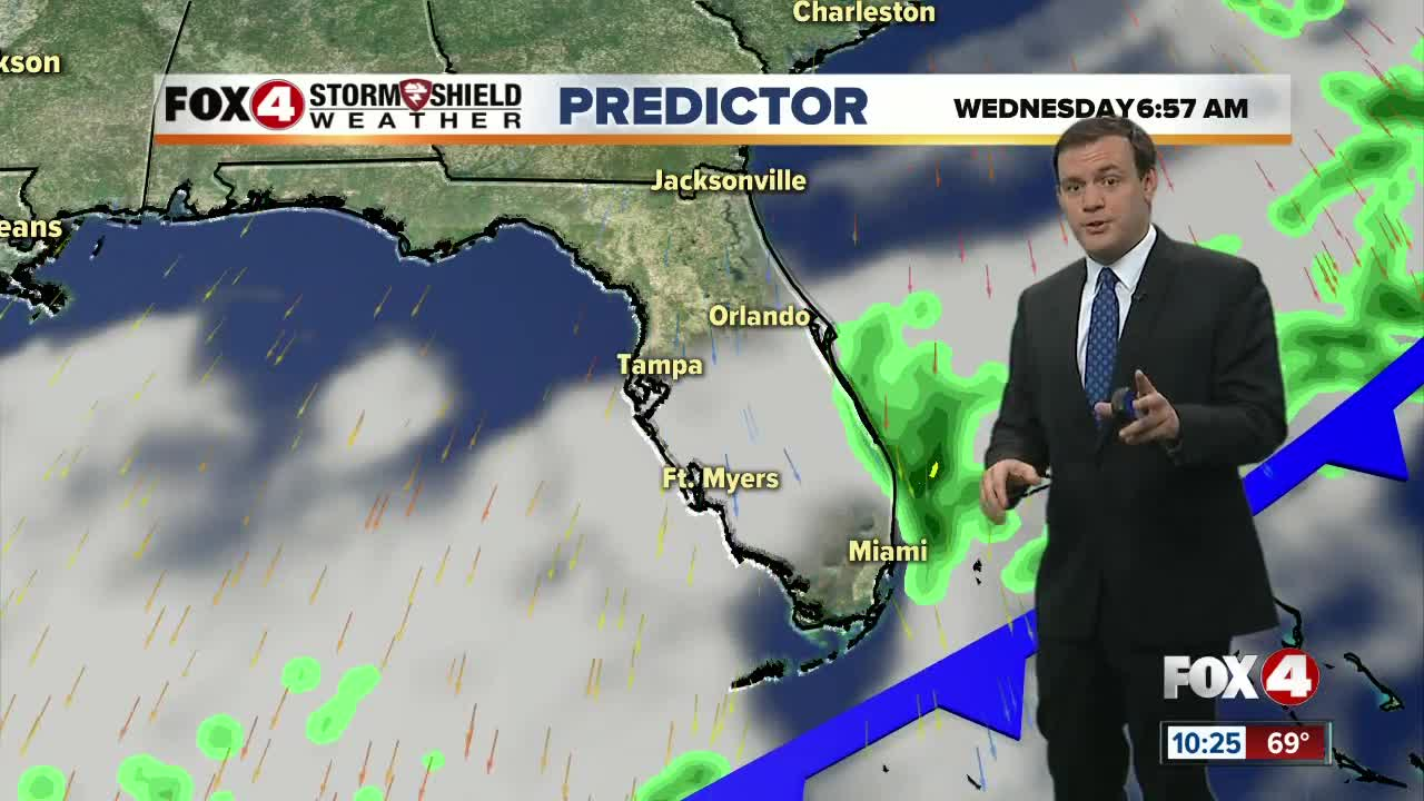 Forecast: Another beautiful day expected Monday