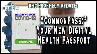 CommonPass Your New Digital Health Passport [Prophecy Update]