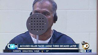 Accused killer faces judge three decades later