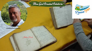 How God Created Calabria