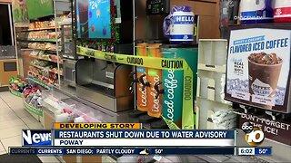 Poway issues precautionary boil water advisory