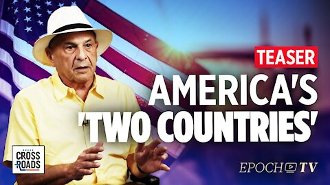 Roger Simon: America Is Becoming Two Countries Through Political Divisions