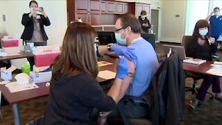 State working to encourage everyone to get their COVID-19 vaccine