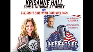 Interview with KrisAnne Hall - Constitutional Attorney