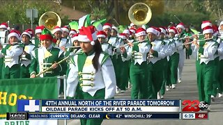 47th Annual North of the River Christmas Parade Saturday