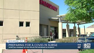 How hospitals are preparing for a COVID-19 surge