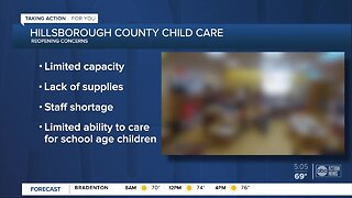 Hillsborough County leaders to discuss reopening more child care facilities on Thursday