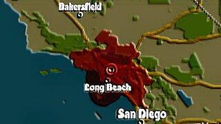 MAJOR RAPTURE SIGNS: CALIFORNIA TEMBLORS