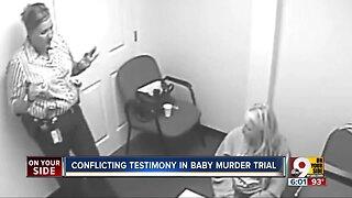 Defense testimony begins in murder trial