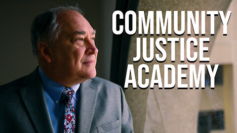 Community Justice Academy   Dumbest Bill in America