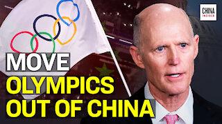 Republican Senators Urge for Relocation of Beijing 2022 Winter Olympics | Epoch News | China Insider