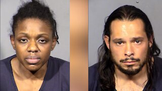 Las Vegas police arrest parents on murder charge of 8-year-old son
