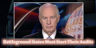 Battleground States Must Start Their Audits