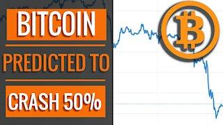 📉 50% Bitcoin Crash Predicted   BTC 2021 Prediction