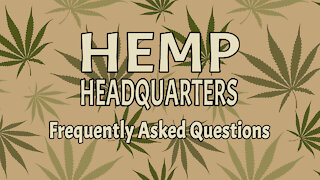 Frequently Asked Questions About Using CBD Products