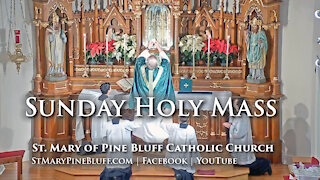 Holy Mass for the Fourth Sunday in Ordinary Time, Jan. 31, 2021