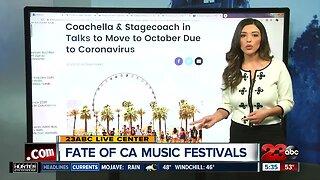 Coronavirus spread puts question mark over fate of Coachella and Stagecoach