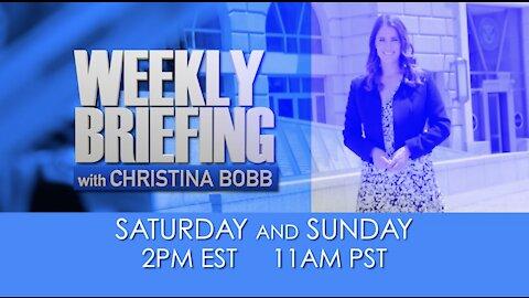 Weekly Briefing: Border Crisis, Biden Admin. Corruption & More!
