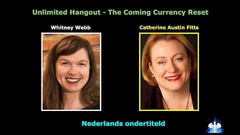De Komende Valuta Reset met Catherine Austin Fitts & Whitney Webb (Nederlands ondertiteld)