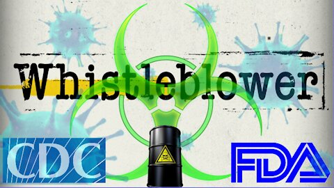 Whistleblower: FDA & CDC Ignore Reports of Serious Covid-19 Vaxx Injuries From ICU Physician