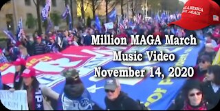Million MAGA March (music Video) - November 14, 2020