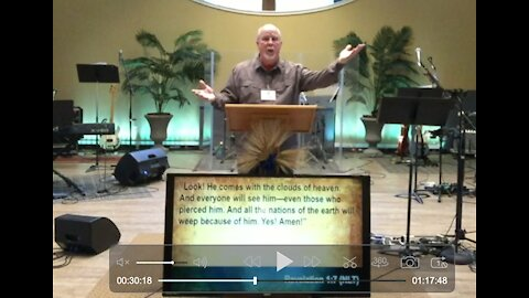 Worship service 1-31-21