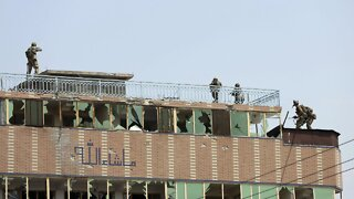 ISIS Attack On Afghan Prison Kills At Least 21 People