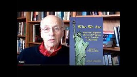 """Antin Chaitkin and his book """"Who We Are"""""""