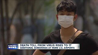 Concerns growing about the spread of a deadly virus