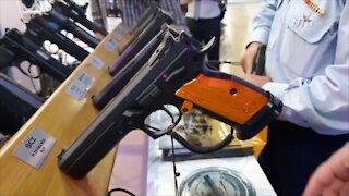 Officials React to Biden's Gun Control Proposals