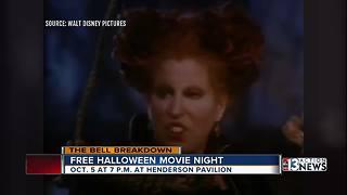 Josh Bell Halloween movie events
