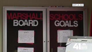Marshall Public Schools BOE meeting