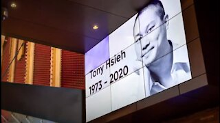 City of Las Vegas, DTP Companies & Zappos join efforts to honor Tony Hsieh's memory