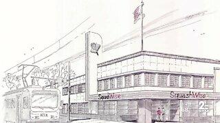 Former bus terminal becomes community center