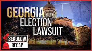 DOJ Is Suing Georgia Over Voting Law