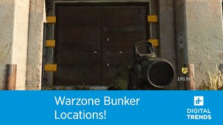 Warzone Bunker Locations!