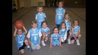 2007 Hannah and Jillian Youth Basketball
