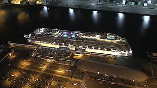 Cruise ship hit by virus to dock in Oakland, California