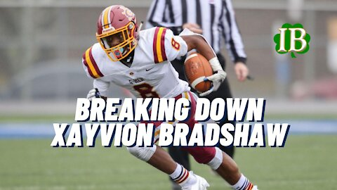 Notre Dame Recruiting: Breaking Down WR Xayvion Bradshaw