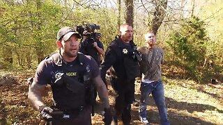 Dog Chapman & Son, Leland, Make Bounty Hunting Arrest in Alabama