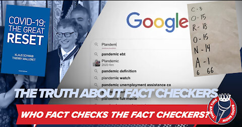 The Truth About Fact-Checkers | Who Fact Checks the Fact-Checkers?