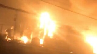 At Least 3 Injured In Texas Chemical Plant Explosion