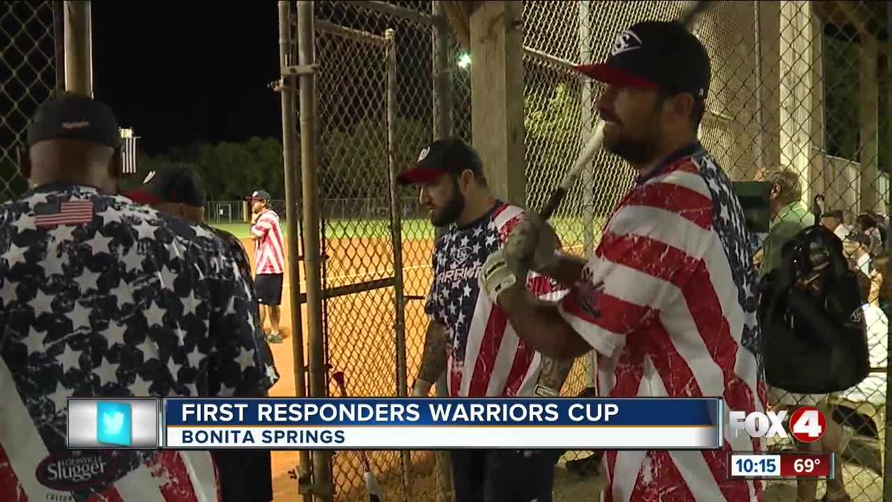 First Responders Warriors Cup held in Bonita Springs