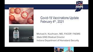 02/04/2021 COVID-19 Vaccine Education