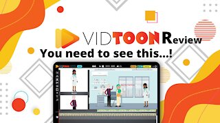 Vid Toon Review | Demo; Watch before you buy!