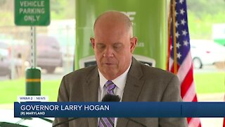 State's first electric vehicle charging station opens to public